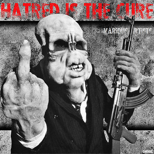VA - Hatred Is The Cure (LP) 2019