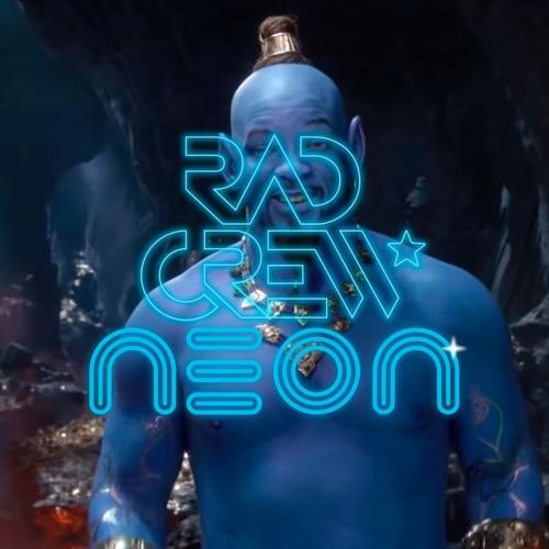 Rad Crew Neon S12E03: CG-karakterer fra 1985 til 2019