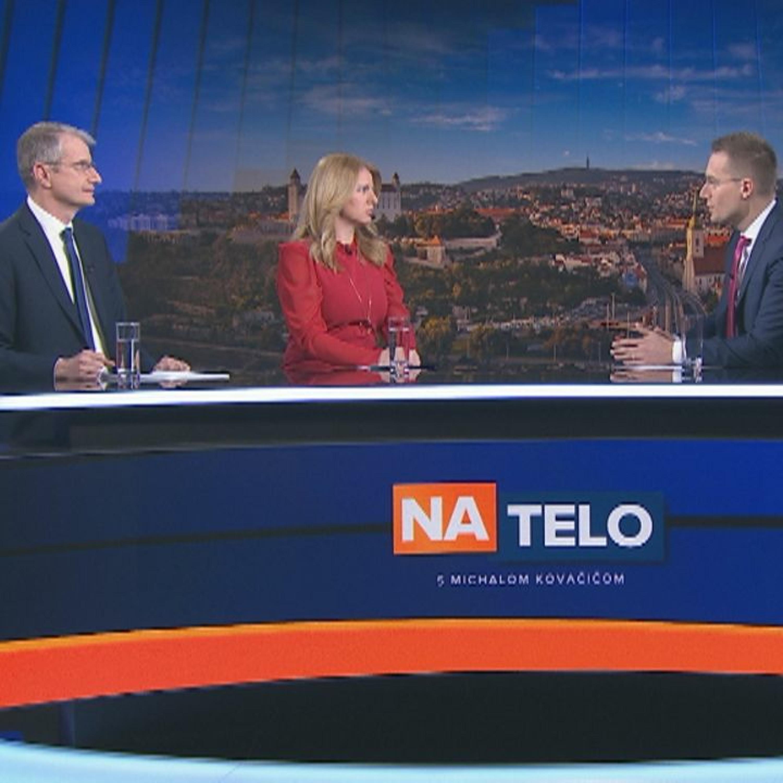 Na Telo s Michalom Kovačičom 17.2.2019
