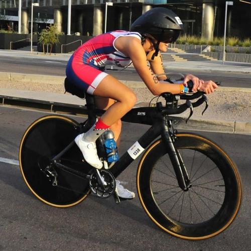 Eryn Schmisseur, Ironman Arizona 2018