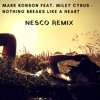 Mark Ronson feat. Miley Cyrus - Nothing Breaks Like a Heart (Nesco Remix)