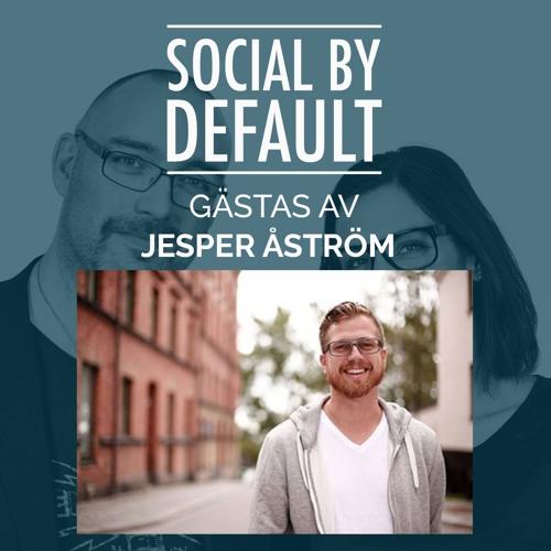 103. Viralitet by default – är det möjligt? Vi pratar digital taktik med Jesper Åström.