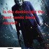 Download GF1 Podcast Episode 2 Is The Dark Kight The Best Comic Book Movie Of All Time Mp3