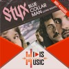 Demo Midi File Blue Collar Man - Styx