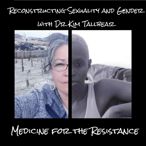 Reconstructing sexuality with Dr. Kim Tallbear.  Gender and Sexuality series.