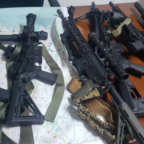 Mercenaries Arrested Feb17 2019