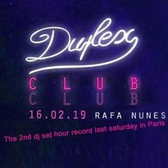 Duplex Club - Feb 2019 - Part 2