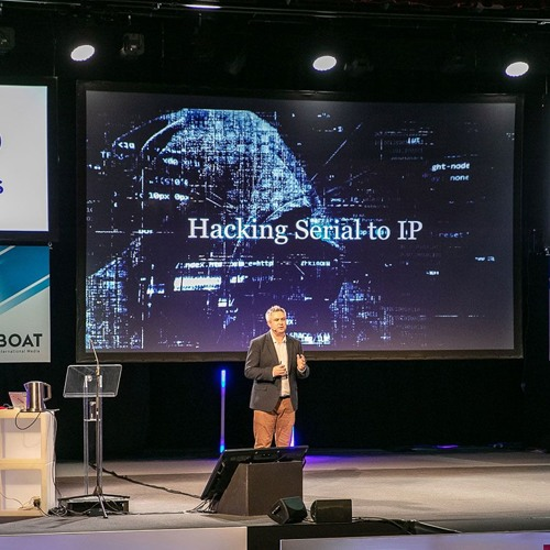 SDS 2019: Cybersecurity expert Tony Gee on superyacht hacking risks