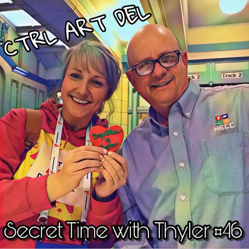 Ep. 46 - Ed Tech with Bill Stein and Amy Moore of CTRL ART DEL