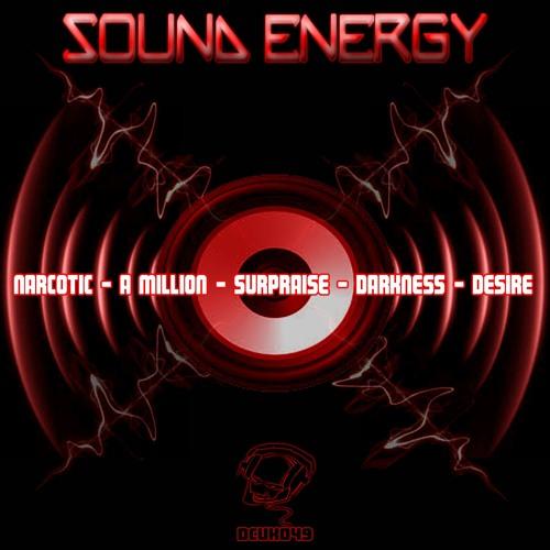 SOUND ENERGY  - DARKNESS - DCUK049