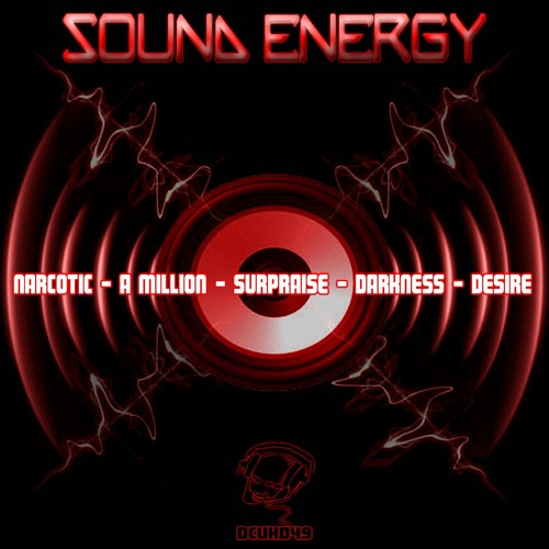 SOUND ENERGY - NARCOTICS - DCUK049