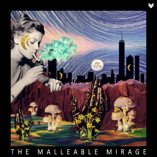 Maxfield - The Malleable Mirage (EP) 2019
