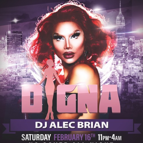 The Digna Party- Feb 16 2019 NYC