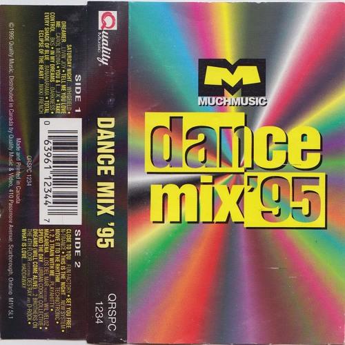 muchmusic dance mix 95 tracklist
