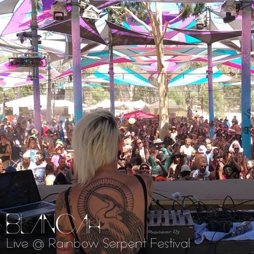 BLANCAh - Live @ Rainbow Serpent Festival 2019 [AUSTRALIA]