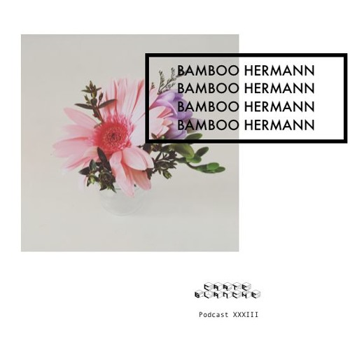 Carte Blanche_Podcast33_BAMBOO HERMANN