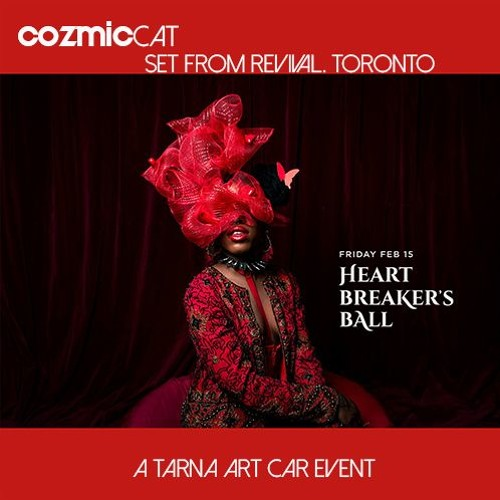 Cozmic Cat Set From Heartbreaker's Ball - Revival Bar, Toronto