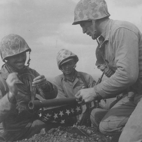 Ep. 116 - Sands of Iwo Jima