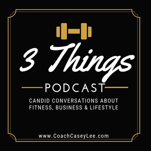 Preventing Career Burnout, Standards of Strength & Biz Talk with Chad Coy