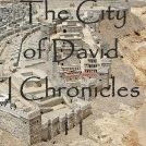 The City Of David. I Chronicles 11