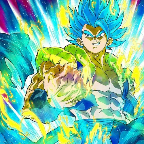 Dragon Ball Super Broly Ost Gogeta Vs Broly By Micky Meza Free