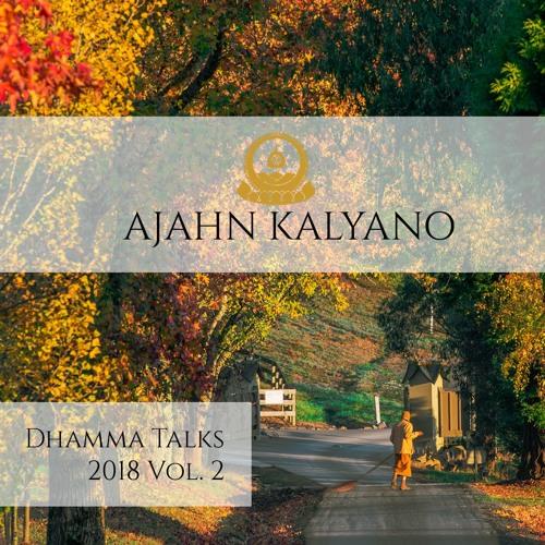 Dhamma Talks 2018 Vol. 2