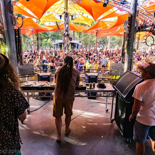 Brothers & ChunKy - Rainbow Serpent Festival 2019 - Sunset Stage