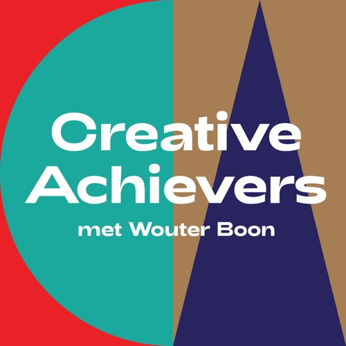 Trailer Creative Achievers podcast met Wouter Boon