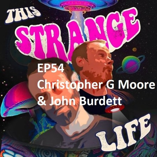John Burdett & Christopher G Moore   Psychedelics, pirates, pollution & getting lost in BKK