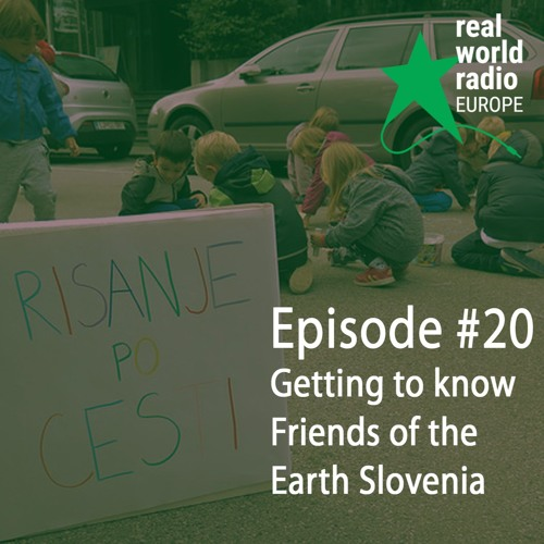 Episode #20 - Getting to know FoE Slovenia!