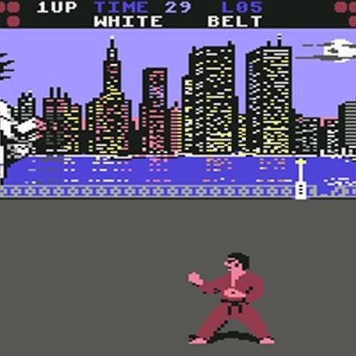 international karate remix