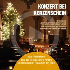 "Johann Sebastian Bach: Choralbearbeitung über ""Herr Jesu Christ, dich zu uns wend"", BWV 709"