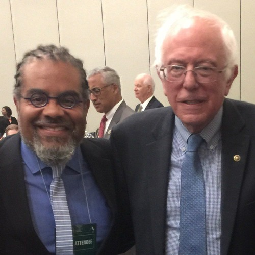 Bernie Sanders on the Importance of the Black Electorate - MIP w/ Mark Thompson