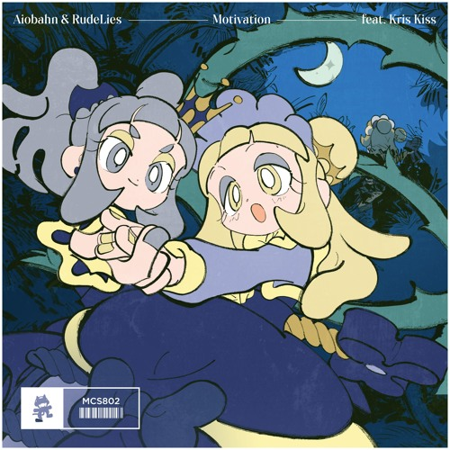 Aiobahn & RudeLies - Motivation (feat. Kris Kiss)