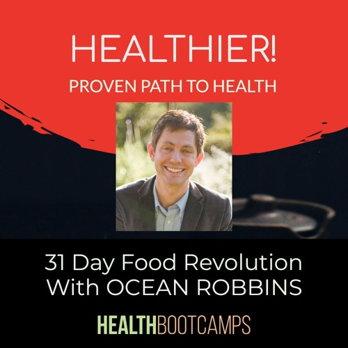 Heal Your Body with Ocean Robbins Book 31 Day Food Revolution