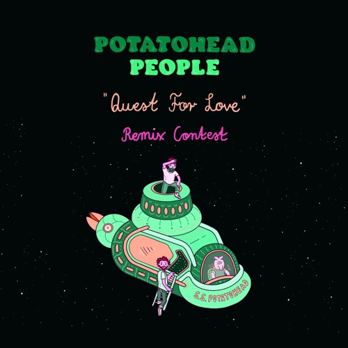 Potatohead People - Quest For Love (Maverick Soul Remix)
