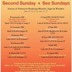 021019. Sex Sundays. Sexual Orientations (What's Your Story?)