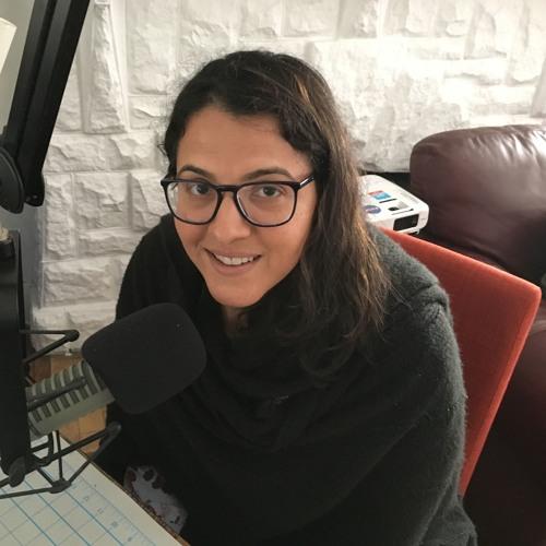 Jessica Ceballos y Cambell VISITINGS Radio Show