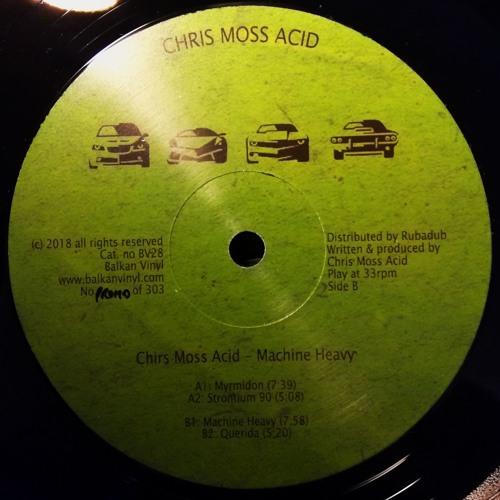 BV28 Chris Moss Acid - Machine Heavy [preview clips]