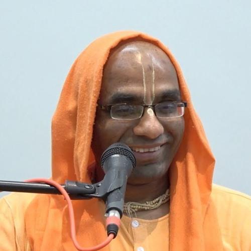 Śrīmad Bhāgavatam class on Wed 20th Feb 2019 by Chaitanya Charan Dāsa 4.20.28