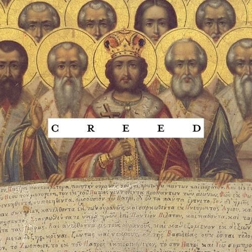 Suffered under Pontius Pilate, was Crucified…  – Simon Ponsonby