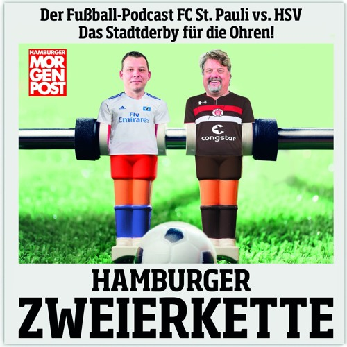 #12 - Hamburger Zweierkette - Der Fußball-Podcast FC St. Pauli vs. HSV