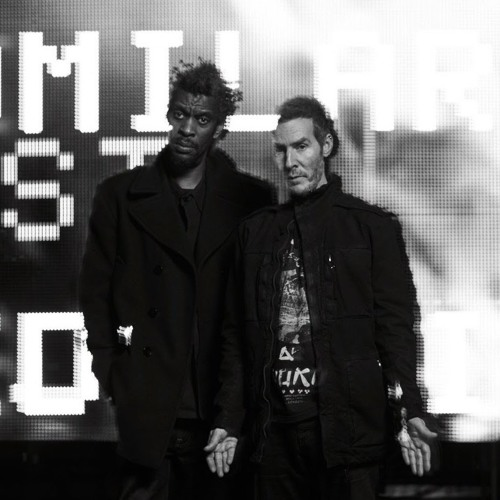 Massive Attack - Paleis 12, Brussels, Belgium - 31st January 2019