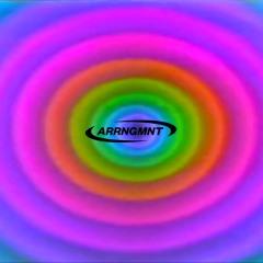 Turned on you {aluminum} ARRNGMXX