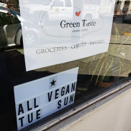 Green Taste Vegan Goods Episode Nine released February 20 2019