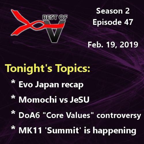 02/19/2019 - Best of Core Values