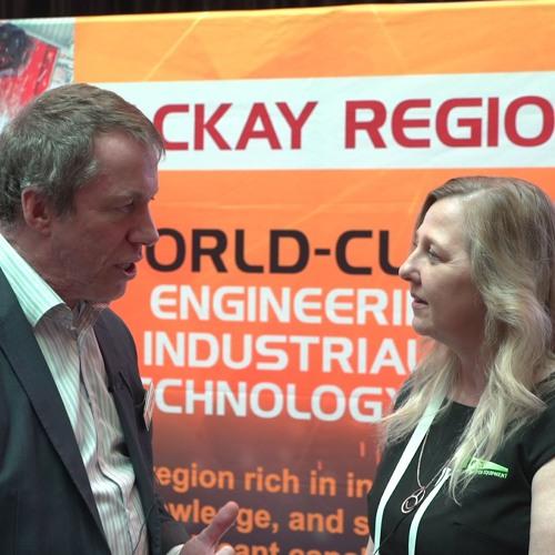 Modern Mining Innovation Showcase Podcast - Deslie Halliday - Mackay Conveyor Services