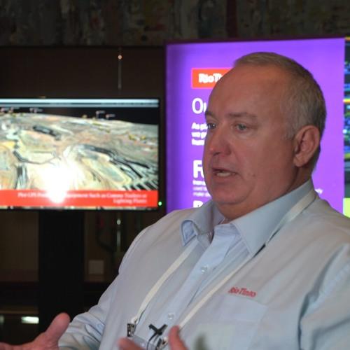 Modern Mining Innovation Showcase Podcast - Jason Brennan - Rio Tinto