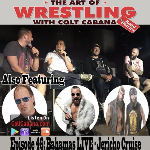 46. Bahamas LIVE - Jericho Cruise