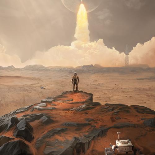 Mars Alive Soundtrack (Part)